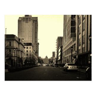 Downtown Raleigh Postcard