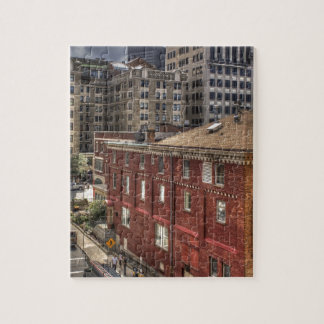 Downtown Rochester Jigsaw Puzzle