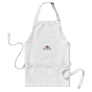 Downtown Rock Springs Aprons