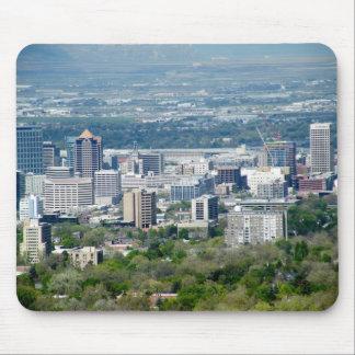Downtown Salt Lake City Mouse Pad