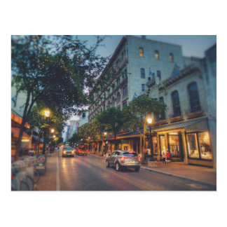 Downtown San Antonio Postcard