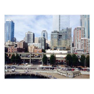 Downtown Seattle Postcard