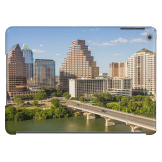 Downtown Skyline on Lady Bird Lake Cover For iPad Air