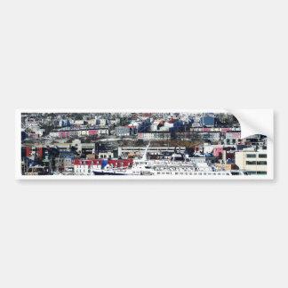 Downtown St. John's Bumper Sticker