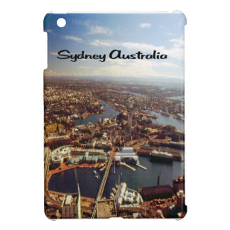 Downtown Sydney iPad Mini Cover