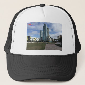 Downtown Tampa, FL Stuff! Trucker Hat