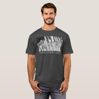 Downtown Tampa | Water Fountain T-Shirt