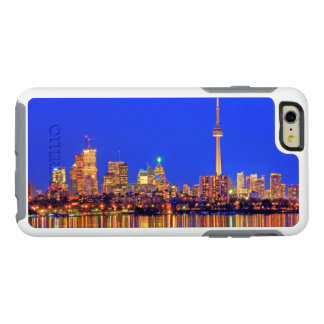 Downtown Toronto skyline at night OtterBox iPhone 6/6s Plus Case