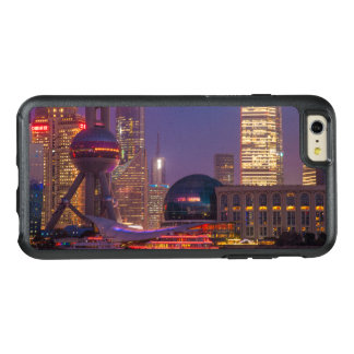 Downtown waterfront shanghai, China OtterBox iPhone 6/6s Plus Case