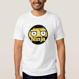 Downvote Ninja T Shirt