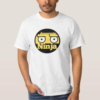 Downvote Ninja T-shirts