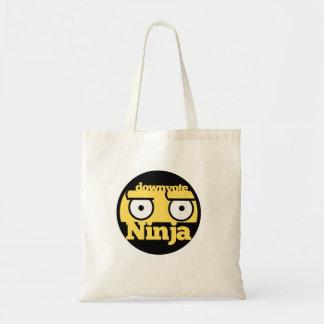 Downvote Ninja Budget Tote Bag