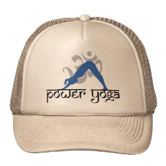 Downward Facing Dog Power Yoga Gift Trucker Hat