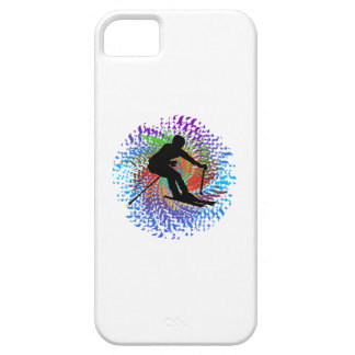 Downward Spiral Barely There iPhone 5 Case