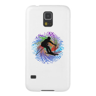 Downward Spiral Case For Galaxy S5
