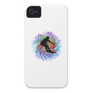 Downward Spiral iPhone 4 Case-Mate Case