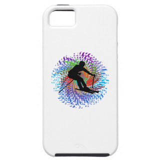 Downward Spiral iPhone 5 Cover