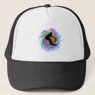 Downward Spiral Trucker Hat