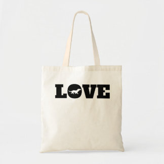 Doxen Love Tote Bag