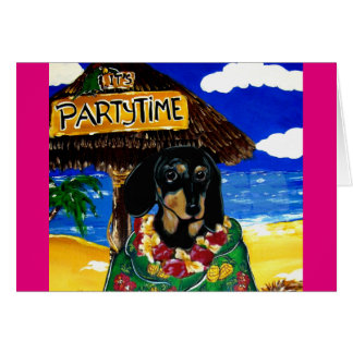 DOXIE BARTENDER CARD