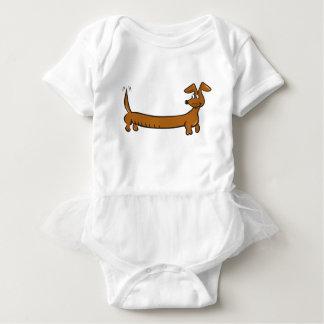 DOXIE-Cartoon Baby Bodysuit