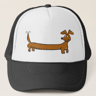 DOXIE-Cartoon Trucker Hat