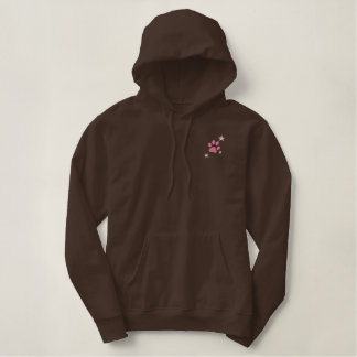 Doxie Diva Embroidered Hoodie