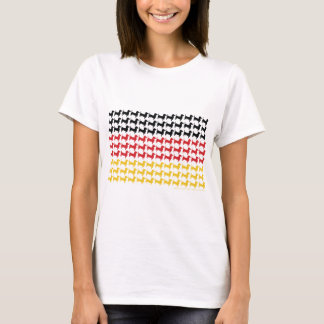 DOXIE-GERMAN-FLAG T-Shirt