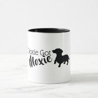 Doxie Got Moxie Classic Mug