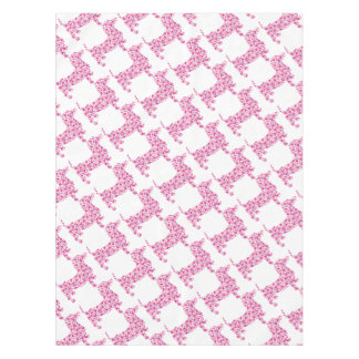 DOXIE-Hearts Tablecloth