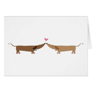 doxie love card