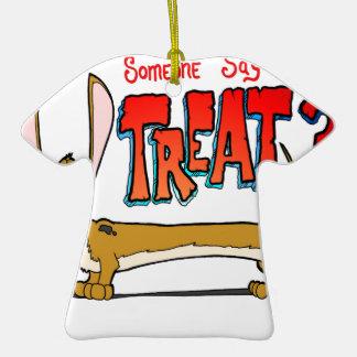Doxy Treat Ornaments