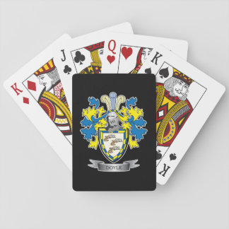 Doyle Coat of Arms Poker Deck