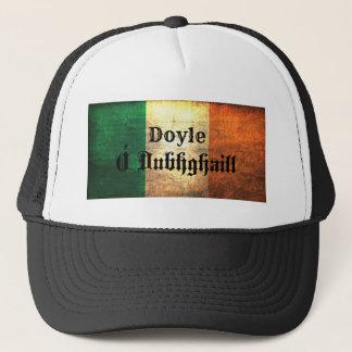 Doyle Irish Flag Trucker Hat