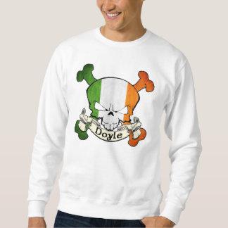 Doyle Irish Skull Sweatshirt