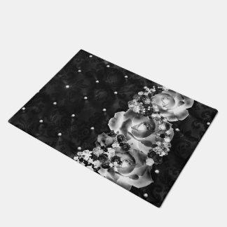 Dozen Roses Doormat