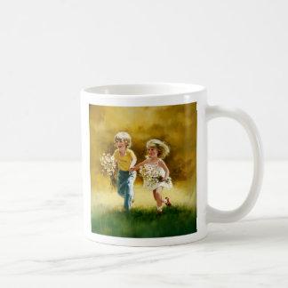 Dozens Of Daisies Classic White Coffee Mug