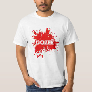 Dozer™ Blood-stained T-Shirt