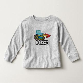 Dozer Bulldozer Transportation Toddler T-Shirt