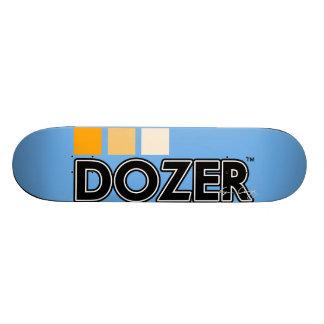 Dozer™ Cummings Squares Custom Skate Board