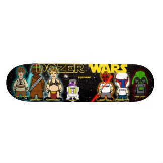 Dozer™ Dozer Wars Team 20.6 Cm Skateboard Deck