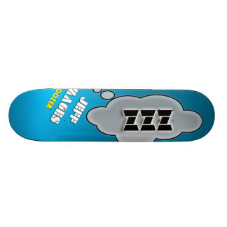 Dozer™ Jeff Mages Dozer Dreamin' Deck Skateboard Decks