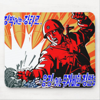 DPRK Prop Mouse Pad