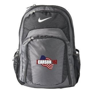 Dr. Ben Carson 2016 Backpack