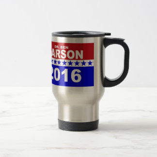 Dr. Ben Carson 2016 Travel Mug