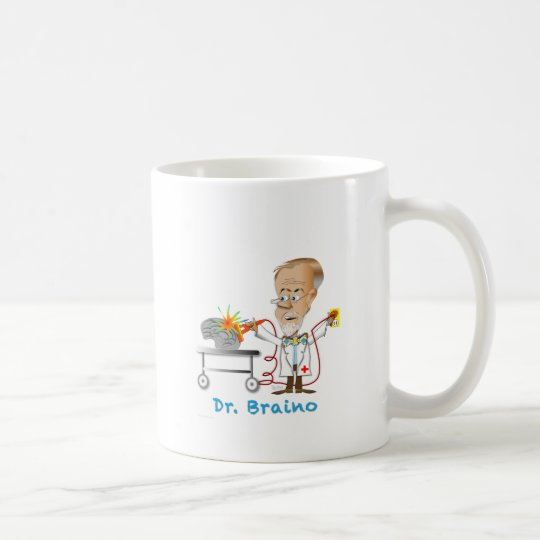 Dr. Braino Coffee Mug
