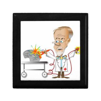 Dr. Braino Small Square Gift Box