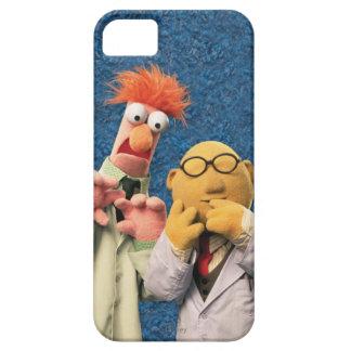 Dr. Bunsen Honeydew and Beaker iPhone 5 Case
