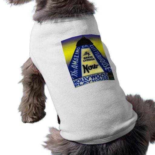 Dr. Clitterhouse Movie Doggie Tshirt