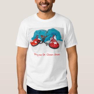 Dr. Clown Shoes Tee Shirt